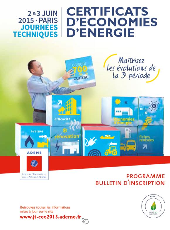 Certificats Economies Energie