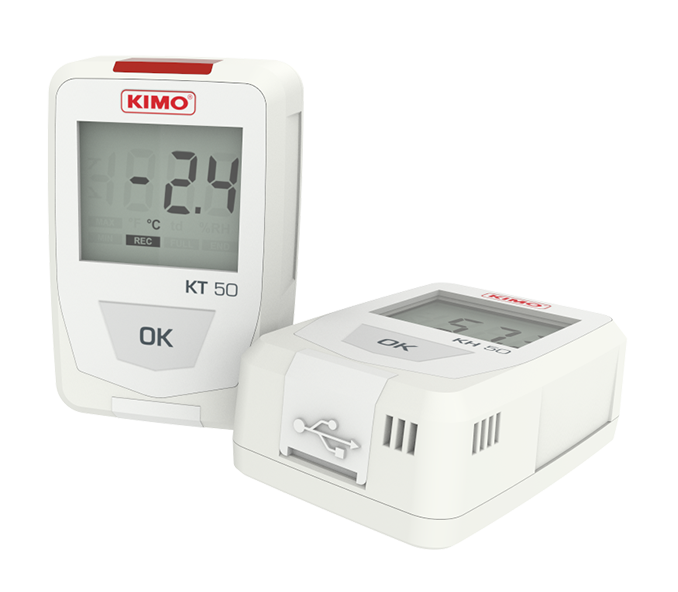 Kino enregistreurs KT50 KH50