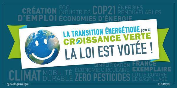 loi transition energétique