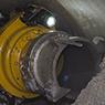 Robot aspirateur pour canalisation