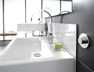 WC et vasques à hauteur réglable